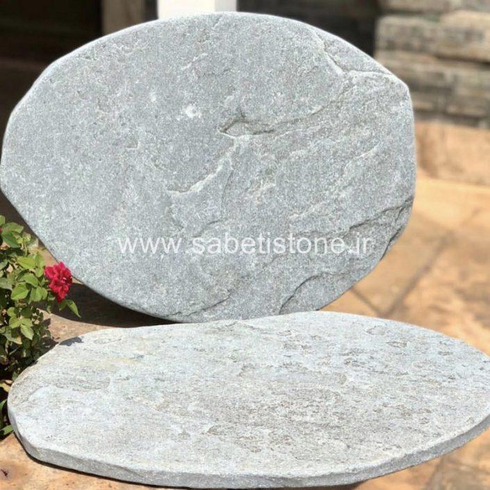 سنگ ورقه ای طوسی