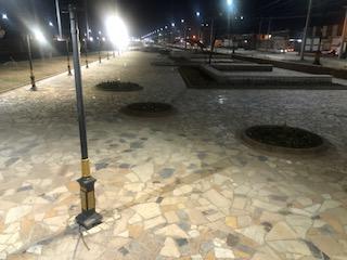 سنگ ارزان کف پارک و محوطه حیاط